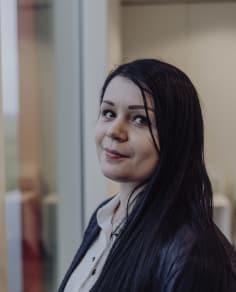 Lena Vijverberg  - Int. Verkoper Binnendienst