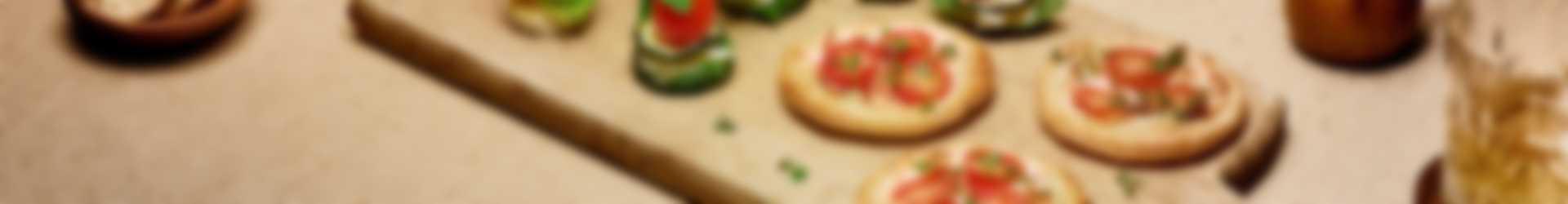 tomaten borrelplank