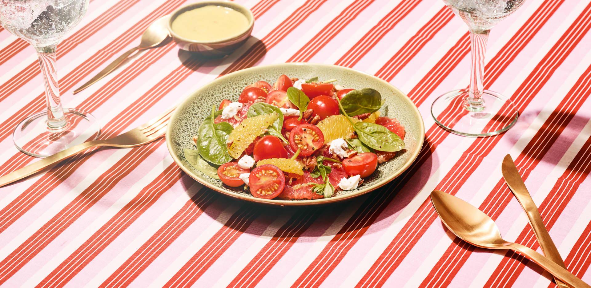 honingtomaten-salade