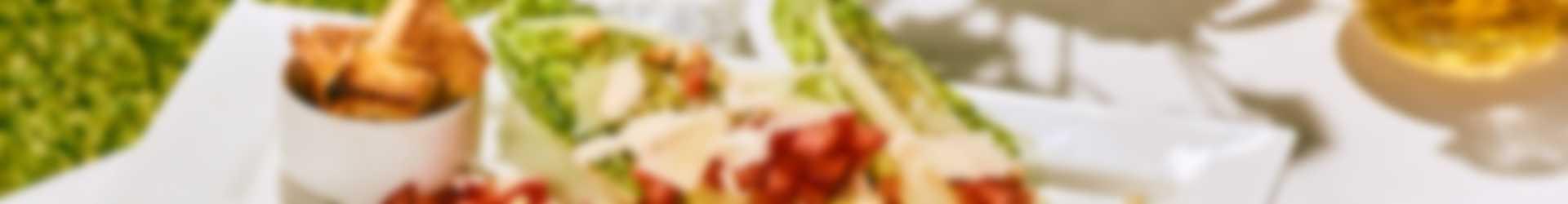 Gegrilde Romana - Caesar salade