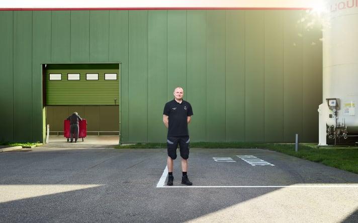 Mateusz Albin  - Coordinator technisch onderhoud