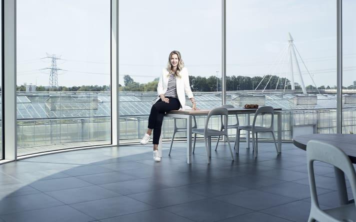 Lucinda de Jong   - P&O Adviseur