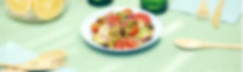 picknick salade Honingtomaten