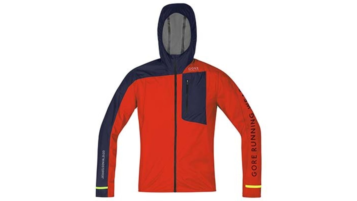 Test: Gore Fusion Windstopper Active Shell Jacket