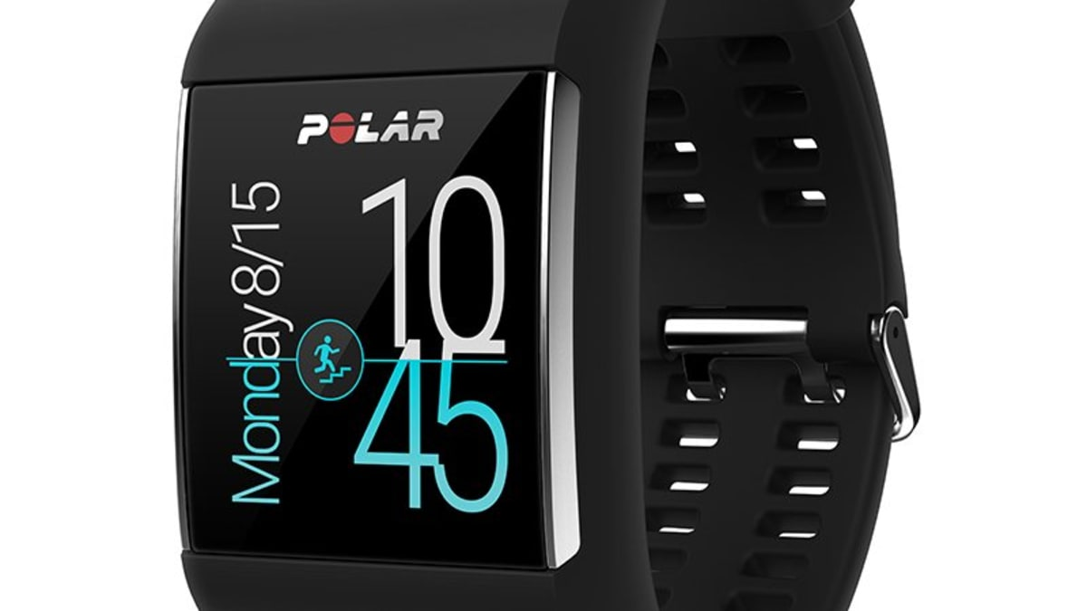 Test: Polar M600