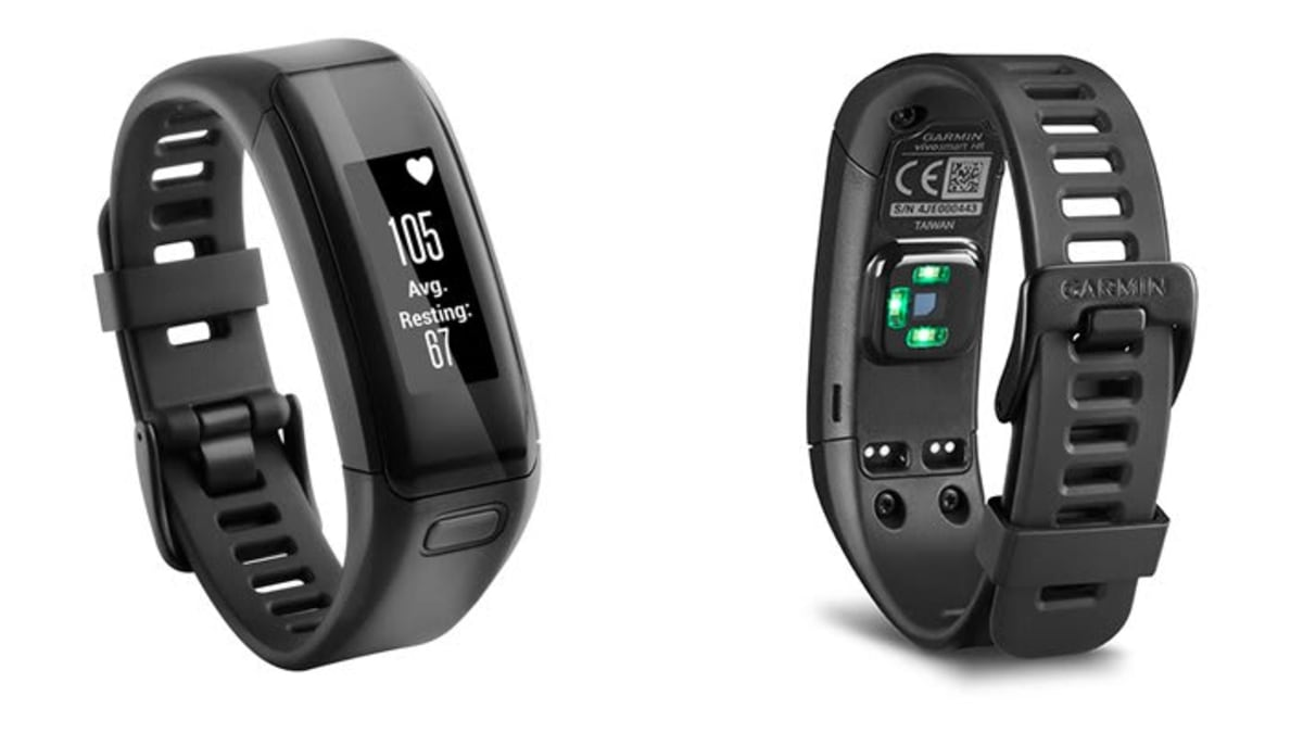 Test: Garmin Vivosmart HR/HR+