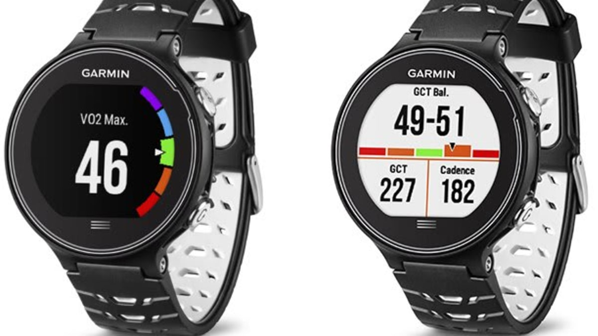 Test: Garmin Forerunner 630