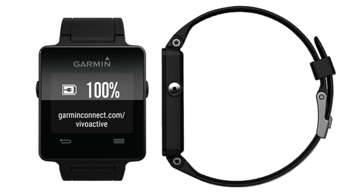 Test: Garmin Vivoactive