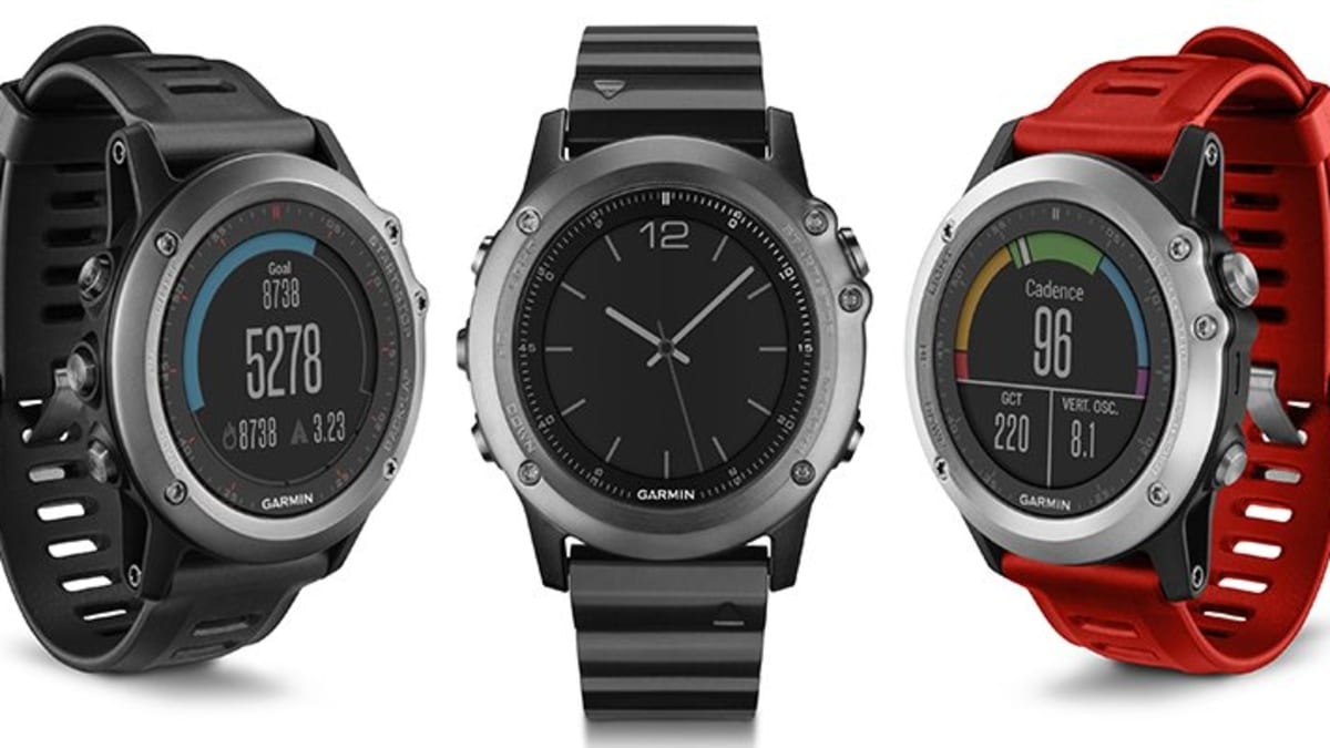 Test: Garmin Fenix 3