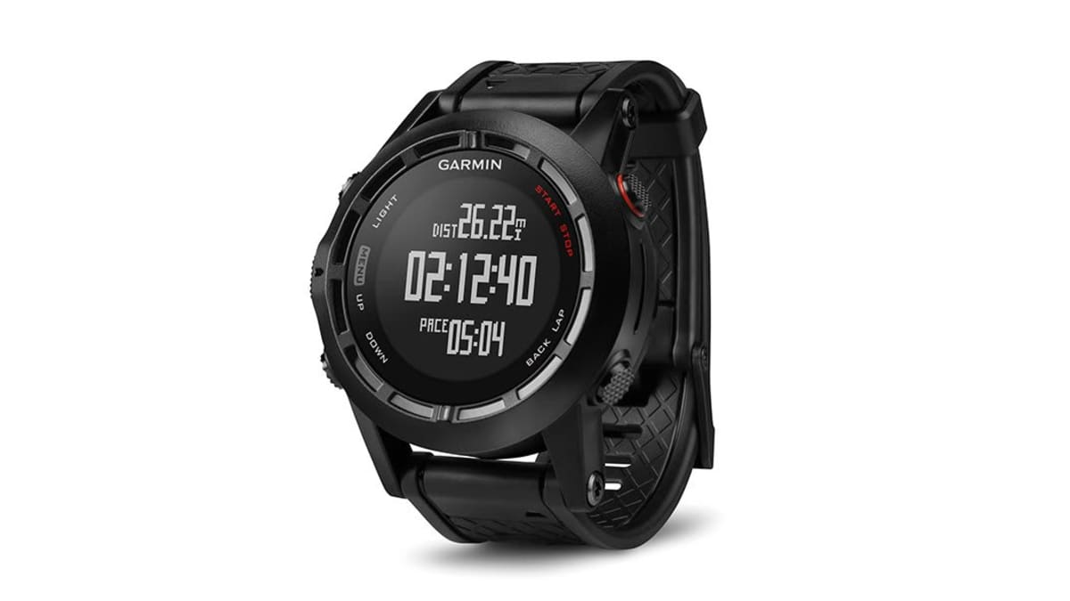 Test: Garmin Fenix 2