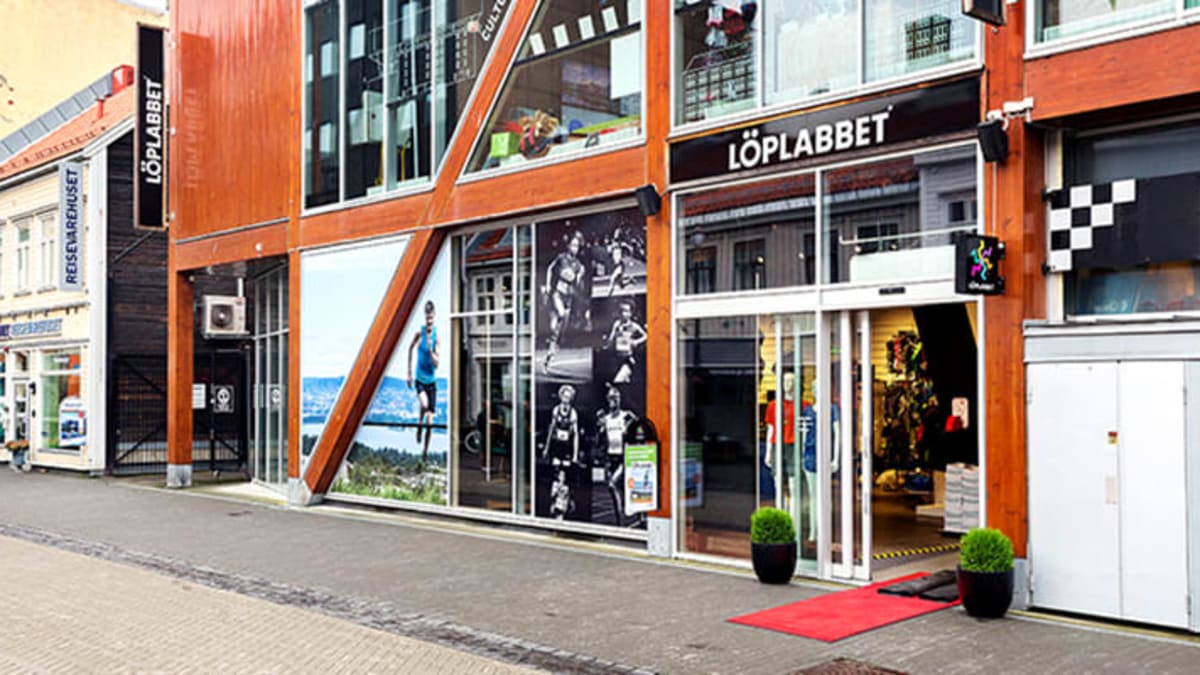 Löplabbet Trondheim sentrum har flyttet
