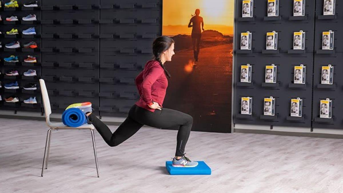 Kurs - Styrketrening for løpere