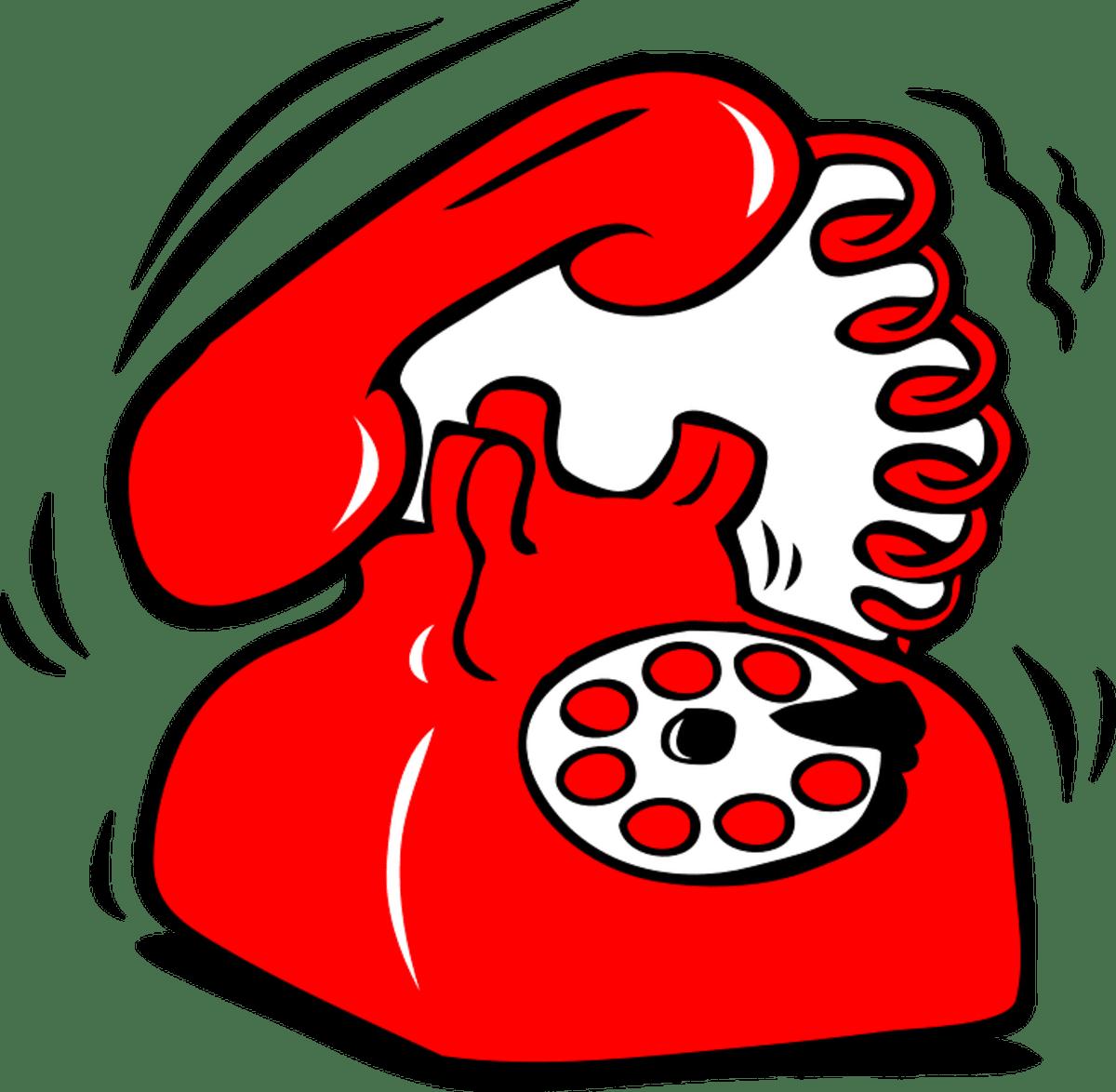 Telefontrøbbel