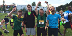 Løping - også en sosial hobby