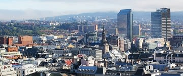 Oslo sentrum