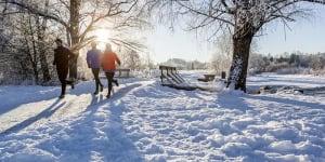 Tips til vellykket vinterløping
