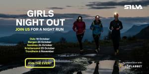Bli med på Girls Night Out!