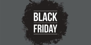 Black Friday-tilbud