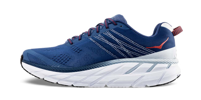 Hoka One One Clifton 6 Wide, Herre Löplabbet