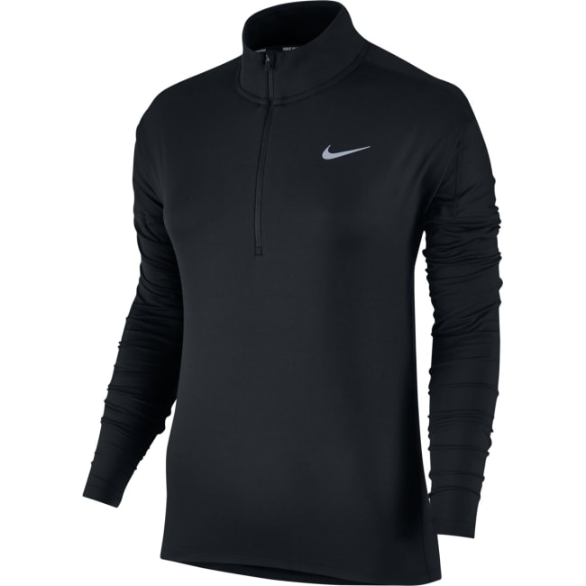 Nike Dry Element Top Half Zip, black