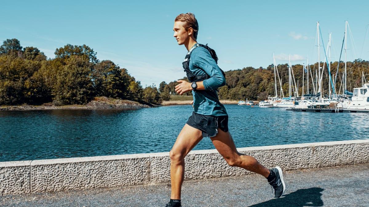 En måned til maraton