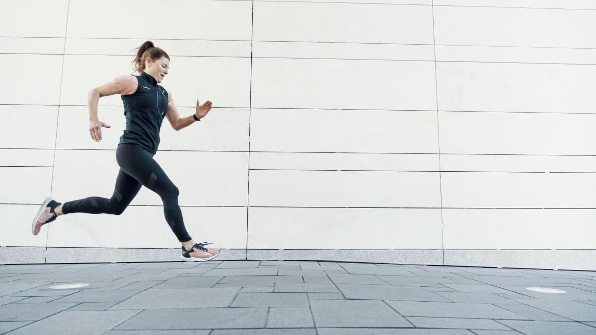 Hvordan gjenoppta løpingen etter skade?