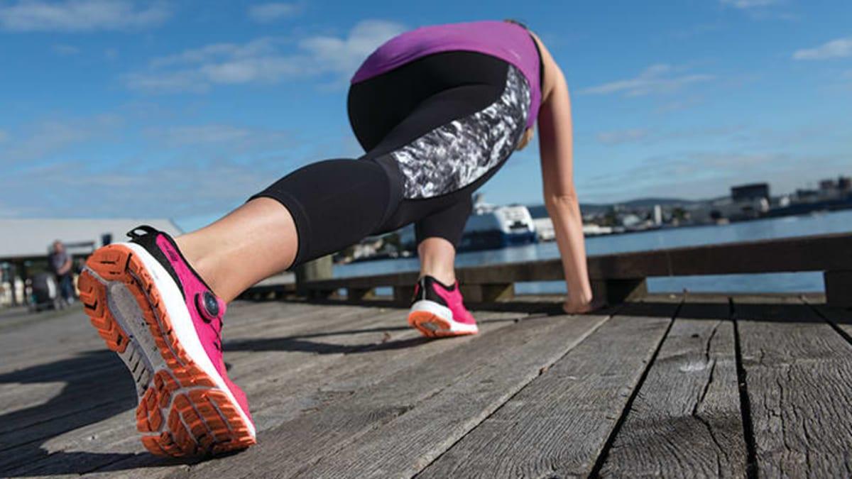 Kurskveld: Styrketrening for løpere
