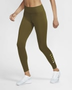 Nike Swoosh Run tights 7/8-lengde, dame.