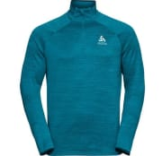 Odlo Midlayer half zip Millenium Element, herre.