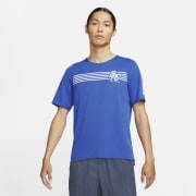 Nike Rise 365 Blue Ribbon sports t-skjorte, herre.