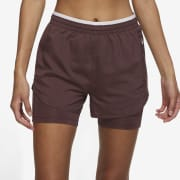 Nike Tempo Luxe 2-in-1 løpeshorts, dame.