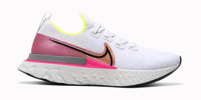 Dame Flyknit Sko. Nike NO