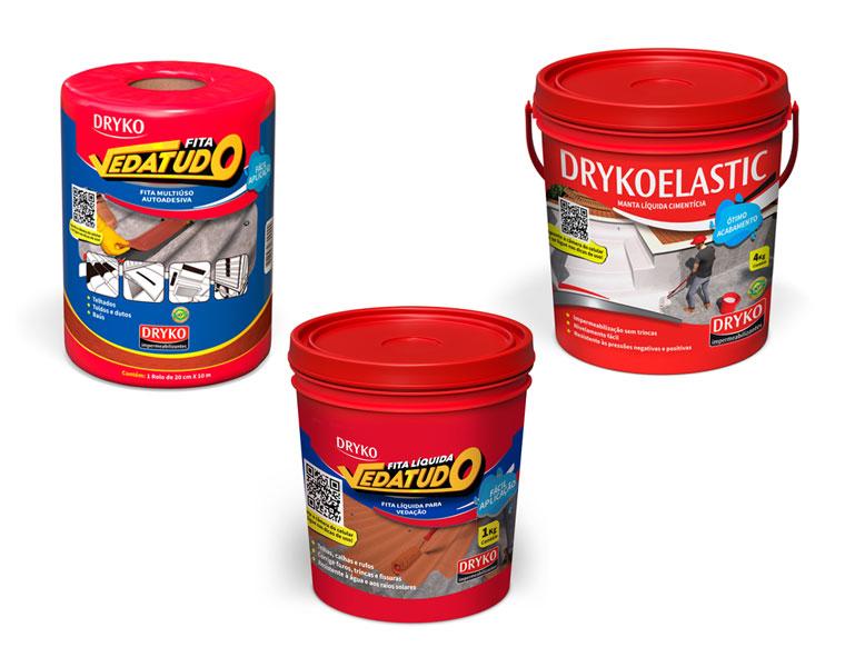 DRYKO amplia portfólio de produtos