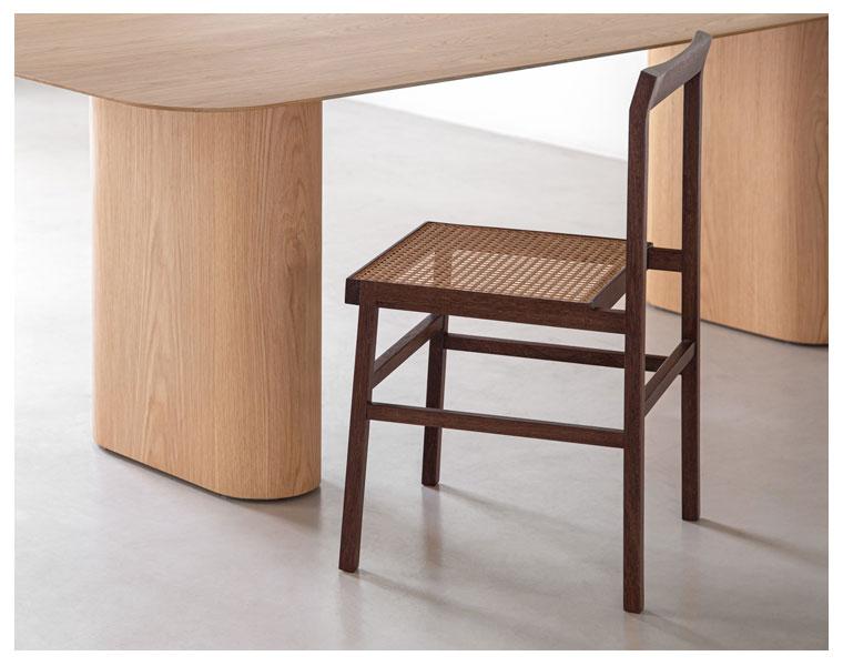 Cadeira Xadrez, lançamento Wooding