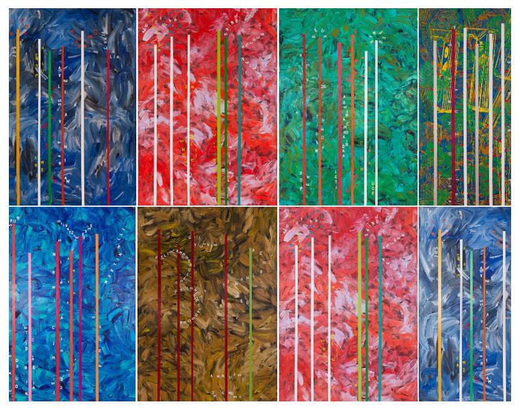 Alex Flemming na Arte132