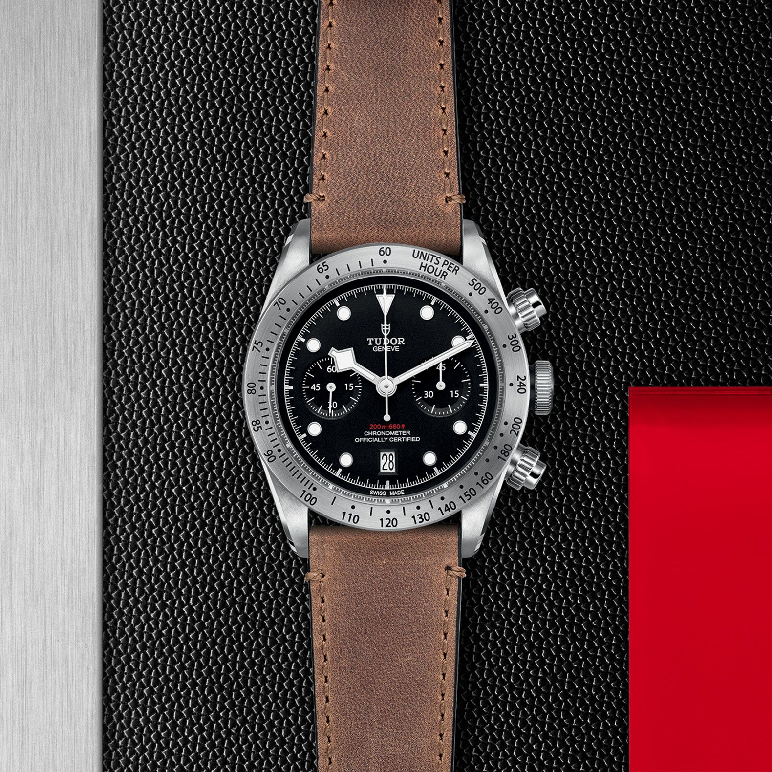BLACK BAY CHRONO 41 79350 - 0005