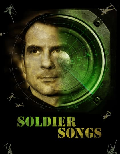 Artwork for Soldier Songs