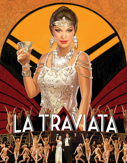 Artwork for La Traviata