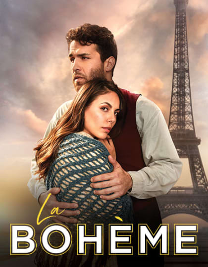 Artwork for La Boheme