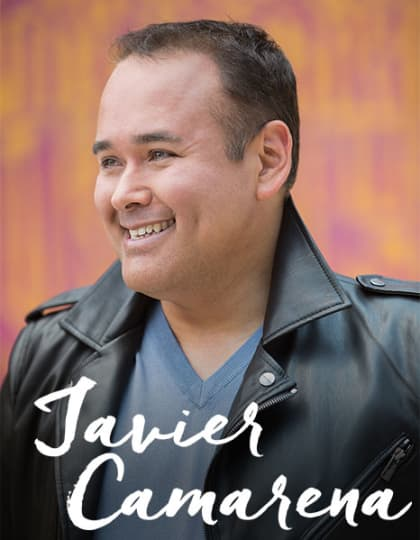 Artwork for Javier Camarena in Recital