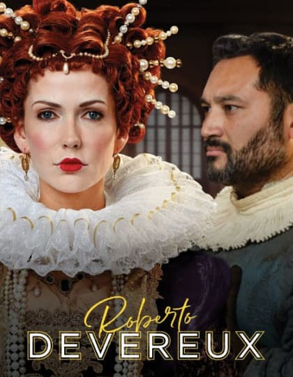 Artwork for Roberto Devereux