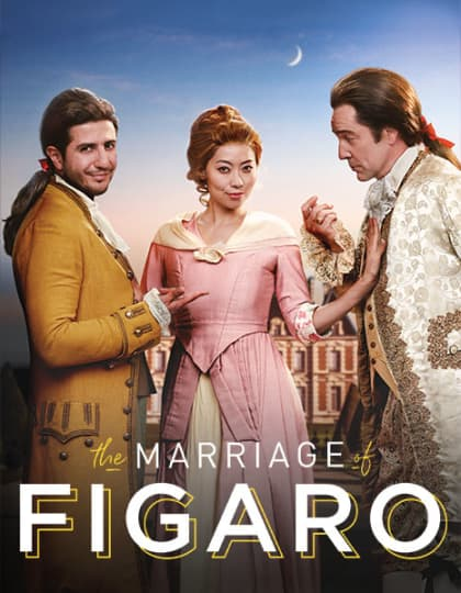 Artwork for The Marriage of Figaro