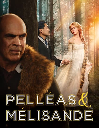 Artwork for Pelleas et Melisande