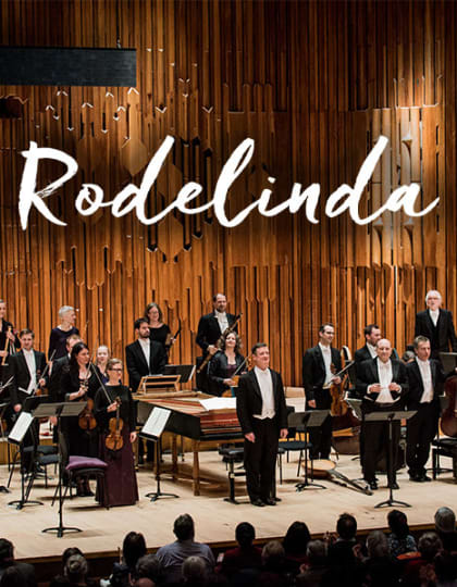 Artwork for Rodelinda