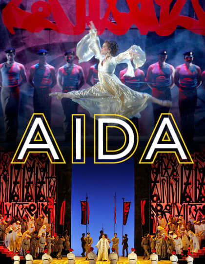 Artwork for Aida