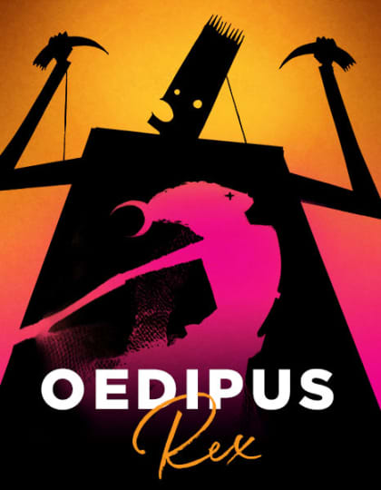 Artwork for Oedipus Rex