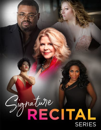 Artwork for Signature Recital Series