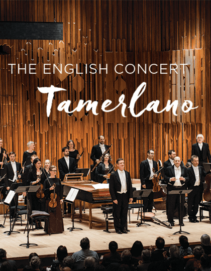 Artwork for Tamerlano