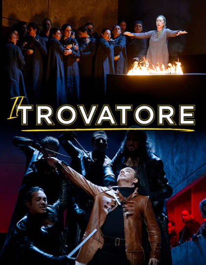 Artwork for Il Trovatore