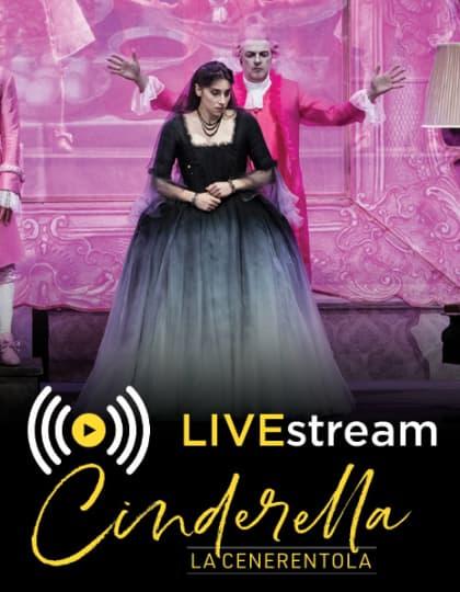 Artwork for Cinderella Live Broadcast